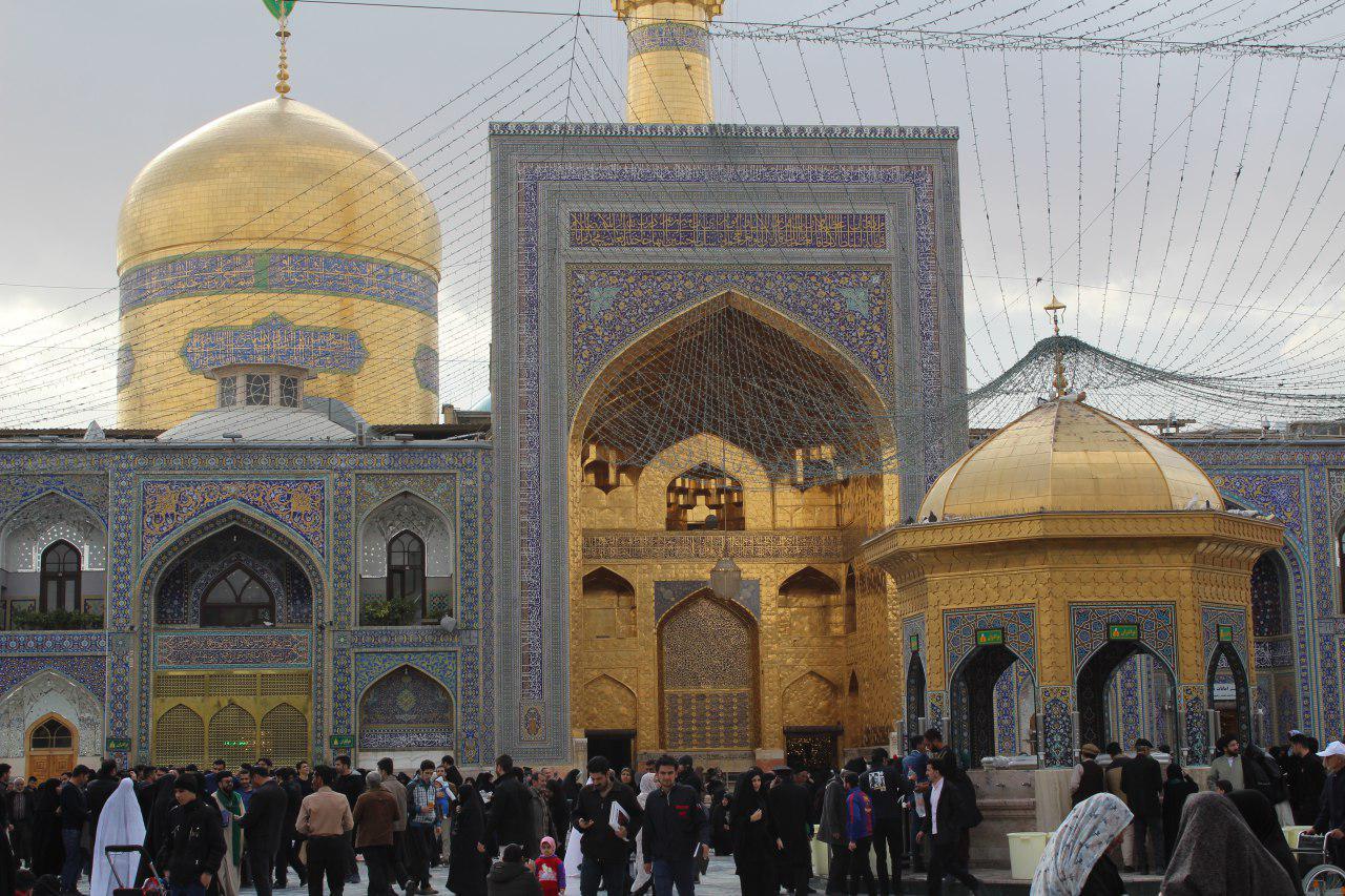 اعزام 600 زائر اولی توسط کانون سرپرستی منطقه 10 آستان قدس رضوی منطقه 10 تهران
