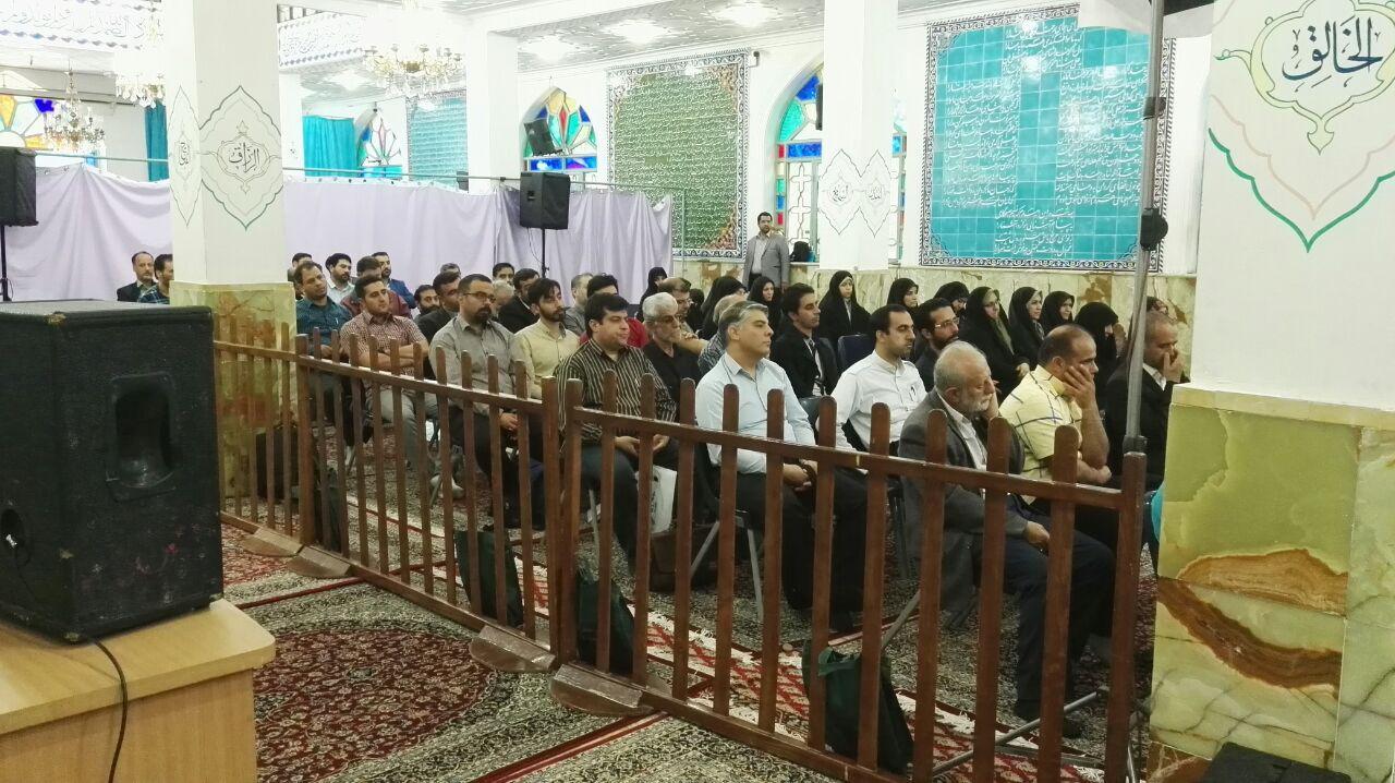 اولین دوره آموزش خادمیاران منطقه 10 تهران