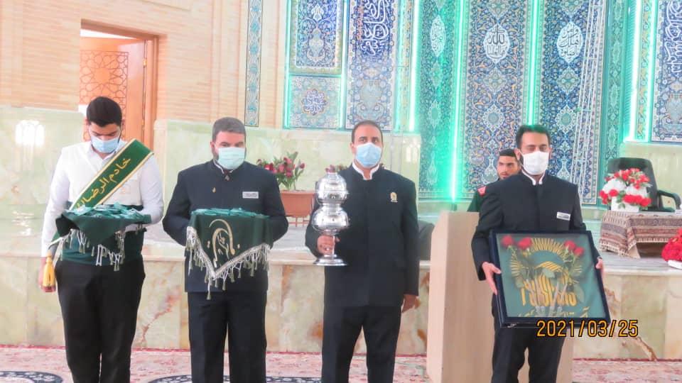 جشن دهه کرامت برای۳۰۰ دانشآموخته دانشگاه امام حسین (ع)