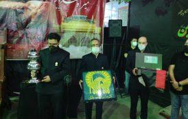 حضور خادمیاران رضوی در هیئات منطقه 10 تهران